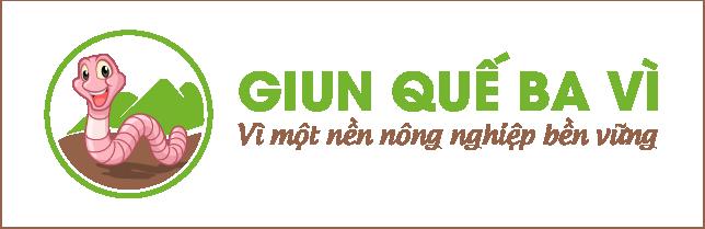 Logo Giun Quế Ba Vì